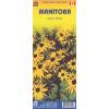 Manitoba térkép - ITM