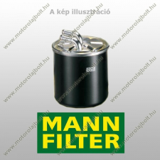 MANN-FILTER WK8157 Mann-Filter Fémházas üzemanyagszűrő üzemanyagszűrő