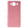 Mûanyag védõ tok / hátlap - Hybrid Protector - RÓZSASZÍN - MICROSOFT Lumia 950 / MICROSOFT Lumia 950 Dual SIM