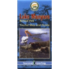 Manyara-tó térkép - Harms