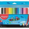 """MAPED """"Color`Peps Ocean"""" 2 mm kimosható 18 darabos Filctoll készlet"""