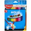 MAPED Color`Peps színes ceruza készlet, háromszögletű, 18 különböző szín