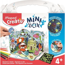 """MAPED CREATIV Akvárium készítő kreatív készségfejlesztő készlet, MAPED CREATIV, """"Mini Box"""" kreatív és készségfejlesztő"""