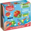 MAPED CREATIV Gyurma készlet, 4×120 g, MAPED CREATIV, vegyes színek