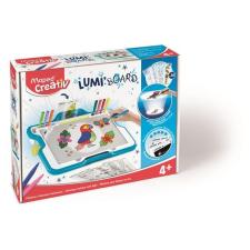 """MAPED CREATIV Kreatív készségfejlesztő rajzkészlet,  """"Lumi Board"""" kreatív és készségfejlesztő"""