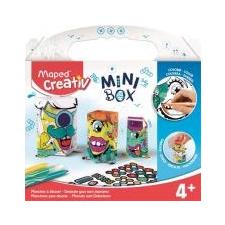 """MAPED CREATIV Szörnygyár kreatív készségfejlesztő készlet, MAPED CREATIV, \""""Mini Box\"""" kreatív és készségfejlesztő"""