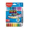 "MAPED Filctoll készlet, mosható, MAPED ""Color`Peps Duo"""