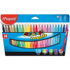 """MAPED Filctoll készlet, mosható, MAPED """"Color`Peps"""", 24"""