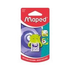 """MAPED Radír, MAPED \""""Little Monster\"""", vegyes színek radír"""