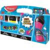 MAPED Tempera, palackos, 6x75 ml, ultra-washable, MAPED, alap színek (IMA810010)