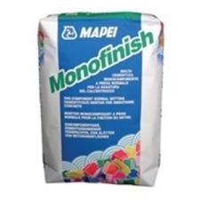 Mapei Monofinish betonsimító habarcs - 22kg víz-, hő- és hangszigetelés