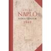 Márai Sándor A TELJES NAPLÓ 1952-1953 (DÍSZKÖTÉS)