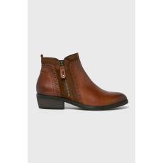 Marco Tozzi - Magasszárú cipő - barna - 1445100-barna 6089fe5bff