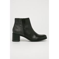 Marco Tozzi - Magasszárú cipő - fekete - 1439083-fekete