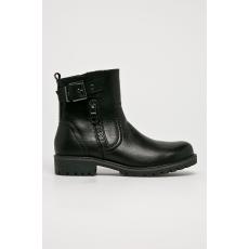 Marco Tozzi - Magasszárú cipő - fekete - 1439120-fekete