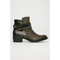 Marco Tozzi - Magasszárú cipő - piszkos barna - 1360943-piszkos barna