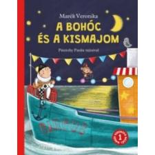 Marék Veronika A bohóc és a kismajom gyermek- és ifjúsági könyv