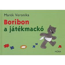 Marék Veronika BORIBON A JÁTÉKMACKÓ gyermek- és ifjúsági könyv