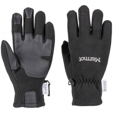 Marmot Női kesztyű Marmot Infinium Windstop Glove Szín: fekete / Kesztyű mérete: M