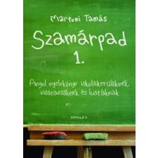 Martoni Tamás Szamárpad 1. nyelvkönyv, szótár