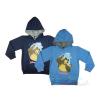 Mása és a Medve mintával nyomott kapucni pulóver (méret: 92-122)