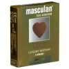 Masculan Gold Luxury Edition óvszer 3db