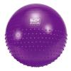Masszázs gimnasztikai labda, 65 cm BODY