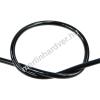Masterkleer PVC tömlő 10/8mm, UV-aktív Fekete 1 m