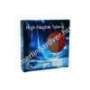 Masterkleer PVC tömlő 10/8mm, UV-aktív Piros 3,3 m Retail csomag