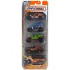 Matchbox Matchbox: 5 darabos kisautó készlet - Sivatagi autók