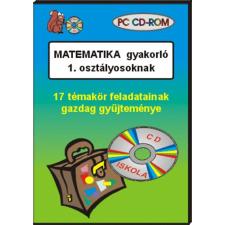 - MATEMATIKA - GYAKORLÓFELADATOK 1. OSZTÁLYOSOKNAK tankönyv