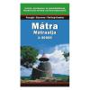 Mátra, Mátraalja turista- és kerékpáros térkép / Szarvas