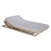 Matrac rugalmas poliuretán habból, 140x200, KATARINA 20