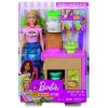 Mattel Barbie baba és ázsiai étterem
