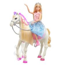 Mattel Barbie Princess Adventure: Varázslatos paripa hercegnővel baba