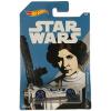 Mattel Hot Wheels: Star Wars kisautók - Leia hercegnő