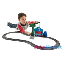 Mattel Thomas track master pálya DVF73 thomas a gőzmozdony