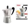 Max 12044 Klasszik kotyogós kávéfőző 3 személyes
