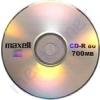 Maxell CD-R, egyszer írható CD lemez, papírtokban
