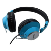 Maxell Fejhallgató RETRO DJ 3.5mm Jack, Kék