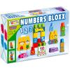 Maxi Blocks: Játszva tanulok számolni - építőjáték, 34 darabos
