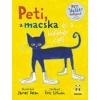 Maxim Könyvkiadó Eric Litwin: Peti, a macska és a hófehér cipő