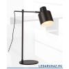 Maxlight T0025 Black asztali lámpa E27 foglalattal, 55 cm