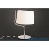 Maxlight T0030 Chicago textil burás asztali lámpa E27 foglalattal, 46 cm