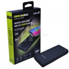 MaxMobile MAX MOBILE Power Bank Blade Wireless 12000mAh, 2xUSB, QuickCharge 3.0, 3,1 A (3858892515327)