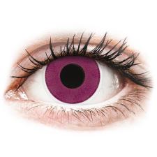 MaxVue Vision ColourVUE Crazy Lens - Purple - dioptria nélkül (2 db lencse) kontaktlencse