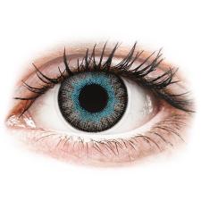 MaxVue Vision ColourVUE Fusion Blue Gray - dioptriával (2 db lencse) kontaktlencse