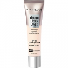 Maybelline NEW YORK Dream Urban Cover 100 tiszta porcelán 30 ml smink alapozó