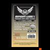 Mayday Games Prémium Magnum kártyavédő 61 x 103 mm (50 db-os csomag)