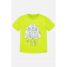 Mayoral - Gyerek T-shirt 68-98 cm - sárga - zöld